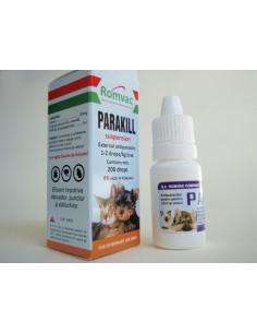 Parakill 10 ml, 200 picături.