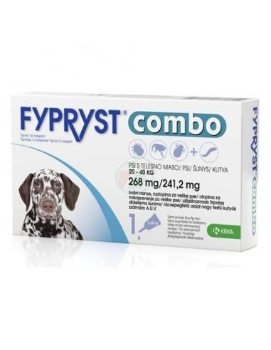 Fypryst Combo Dog L 20-40 kg
