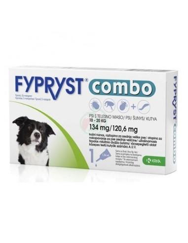 Fypryst Combo Dog L 10-20 kg