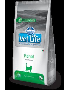 Vet Life Renal Pisica, 2 kg