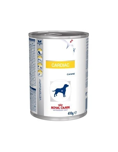 Royal Canin, VD Cardiac Dog, Conservă 410g.