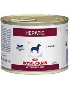 Royal Canin, VD Hepatic Dog, Conservă 200g