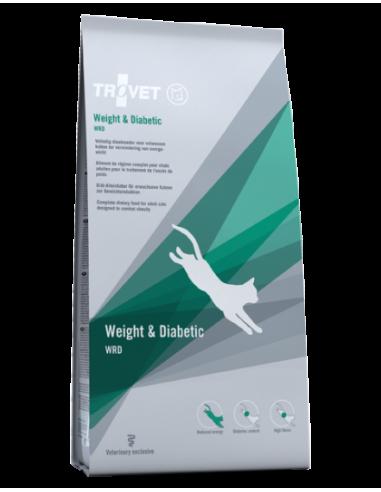 Trovet Weight & Diabetic, Cat 3 kg