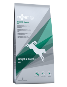Trovet Weight & Diabetic, Caine 12,5 kg, Livrare gratuita in Bucuresti.