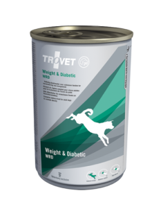 Trovet Weight & Diabetic, Caine 400 g